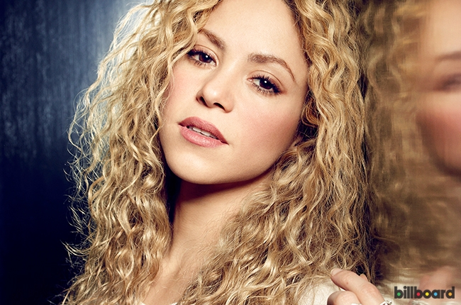 An error occurred  Shakira