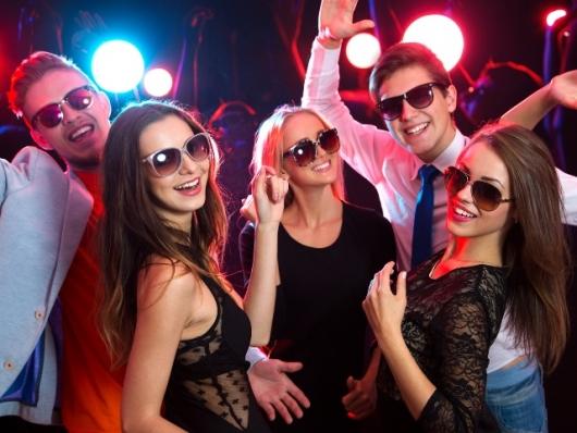 Το σκοτεινό πάρτι γνωριμιών