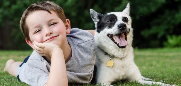 dog-and-boy-child