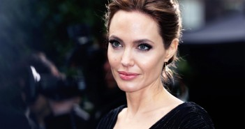 Mandatory Credit: Photo by James Shaw/Rex/REX USA (2069901g)  Angelina Jolie  'Maleficent' film event, Kensington Palace, London, Britain - 08 May 2014