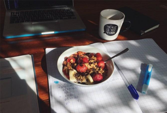 study-food