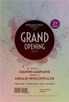 bouka grand opening