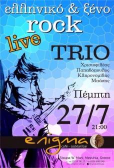 trio live enigma